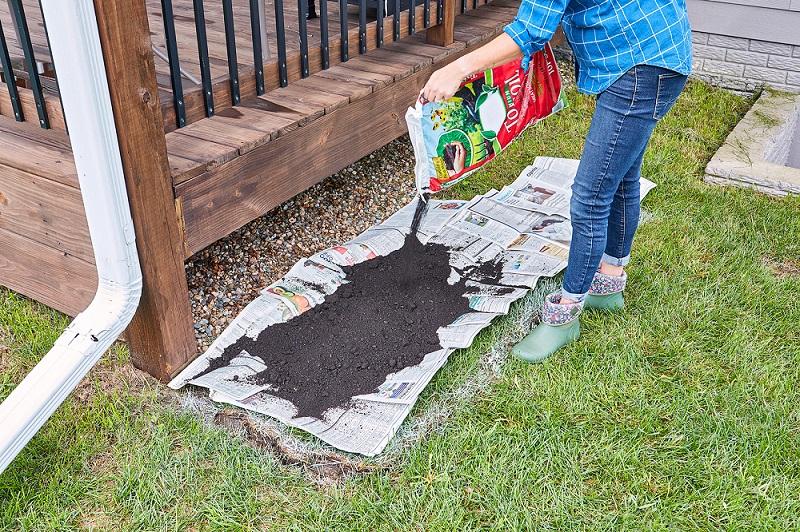 هر جا دوست داری باغچه بساز! ساخت فلاور باکس
