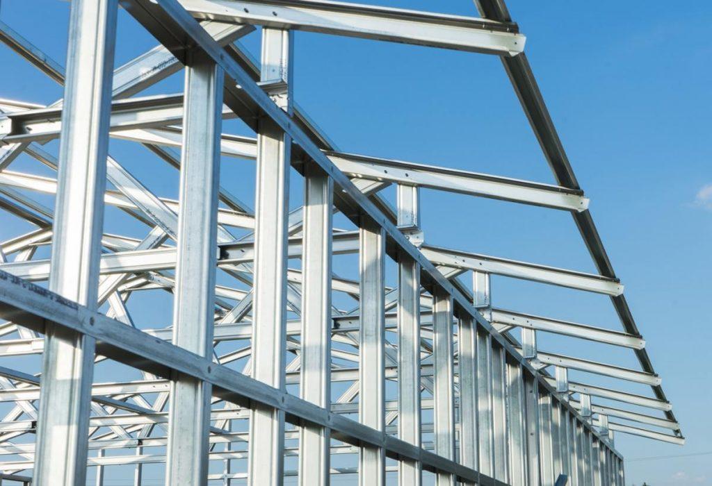 ساخت این سازههای فلزی